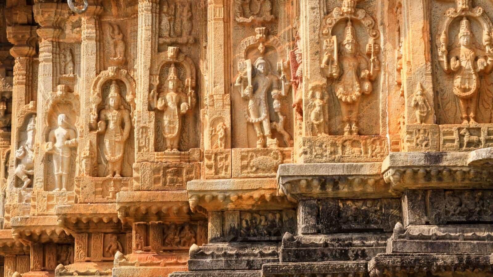 Tirupathi & Mantralaya
